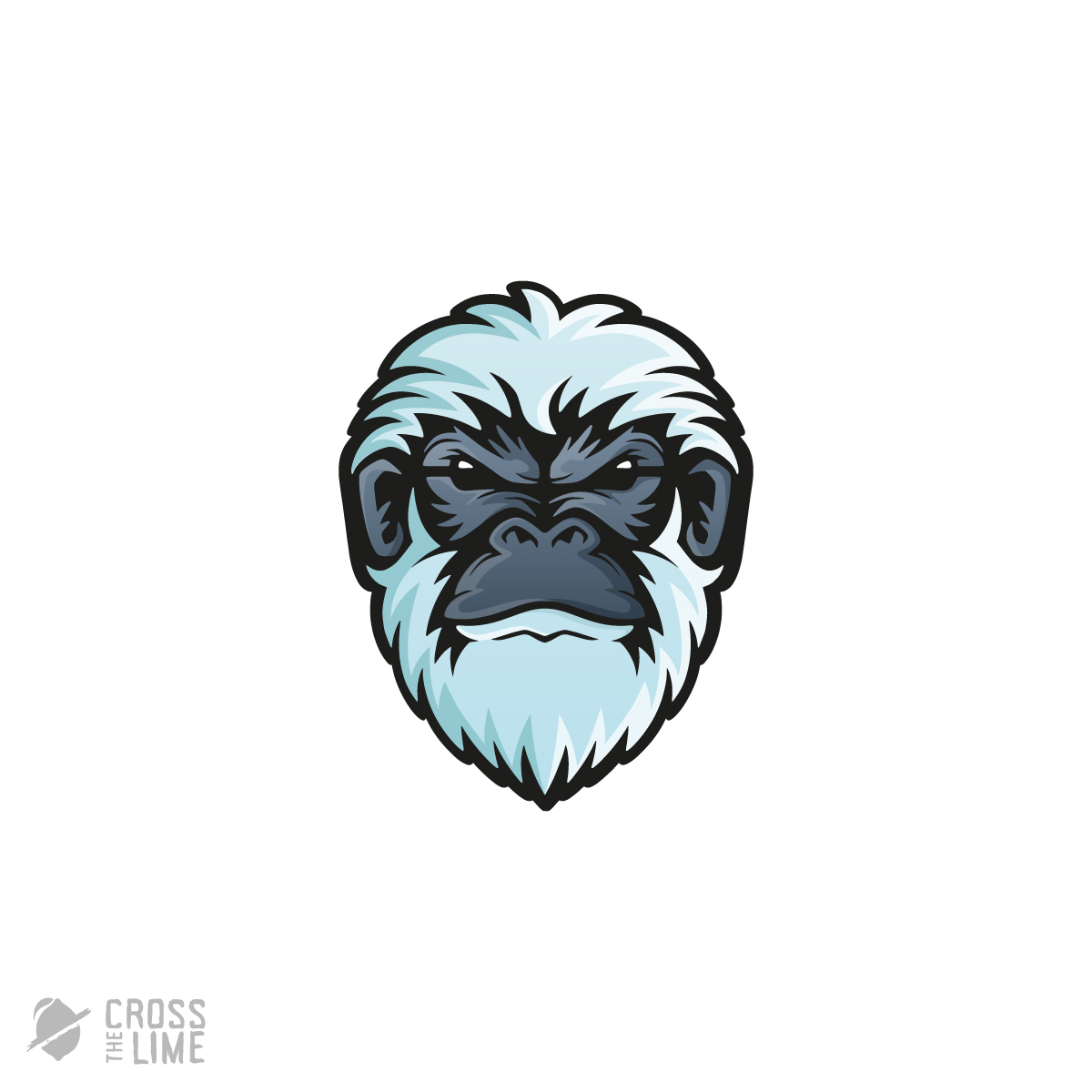 Fierce yeti logo